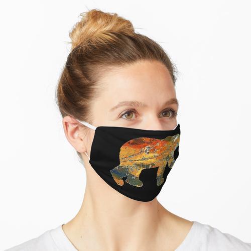 Natur der Feinste Maske