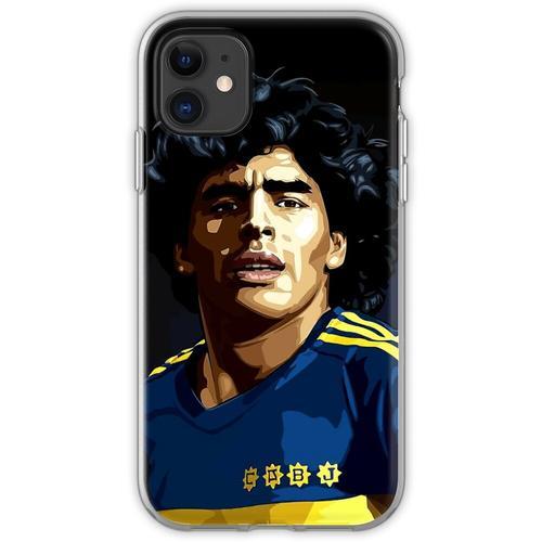 Maradona Maradona Maradona Maradona Maradona Maradona Maradona Maradona Flexible Hülle für iPhone 11