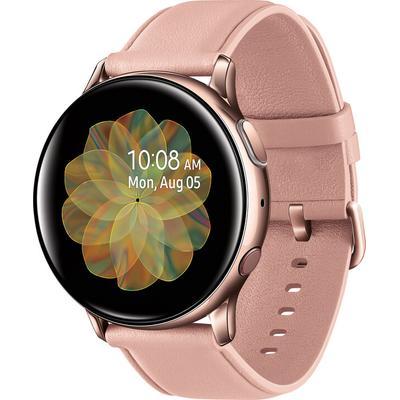 Samsung Galaxy Watch Active2 44mm Smart Watch, Pink Gold