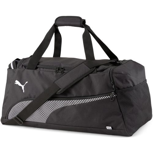 PUMA Sporttasche Fundamentals Sports Bag M schwarz Sporttaschen Sport- Freizeittaschen Unisex