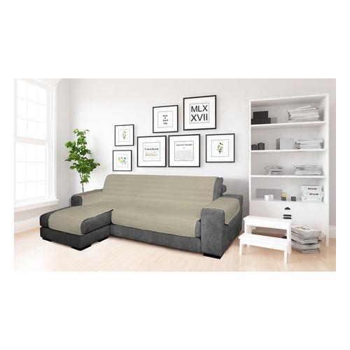 Wendbarer Sofa-Bezug: Grau/ 290 cm