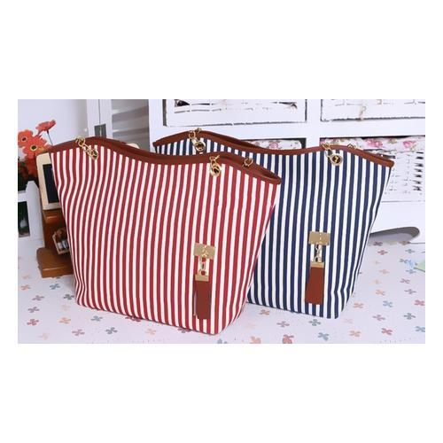 Strandtasche: 1x Rot