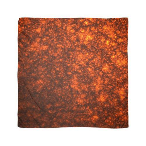 Geschmolzene Lava Tuch