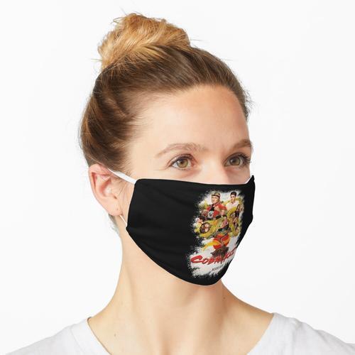 Karatedo Maske