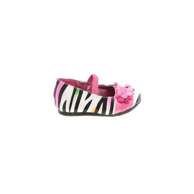 Lucky Star Dress Shoes: Pink Shoes - Size 3
