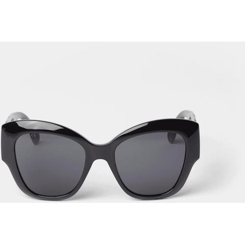 Gucci Unisex Sonnenbrille im Cat-Eye-Stil