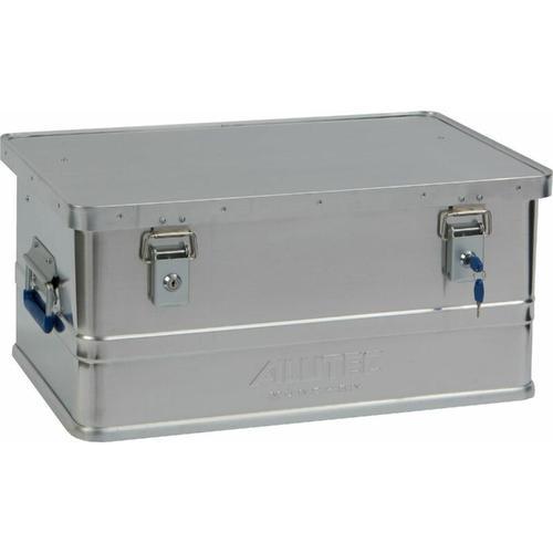 Alutec Aluminiumbox Classic 48 L x B x H 575 x 385 x 270 mm