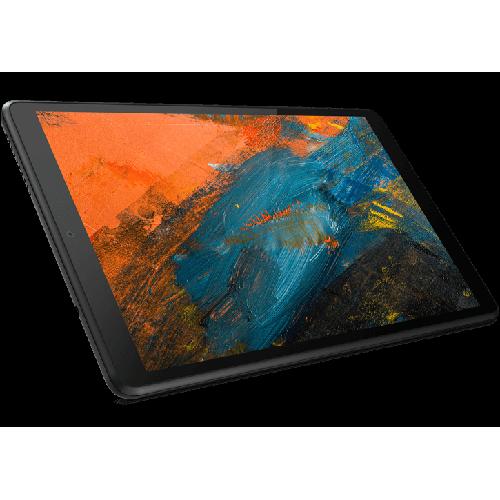 Lenovo Tab M8 2. Generation HD MediaTek? Helio A22 Prozessor 4 Kerne, 4x A53 @2.0GHz, Android Pie, 32 GB eMMC