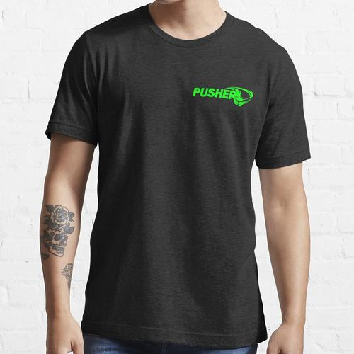 Drücker - Drücker Grün Essential T-Shirt