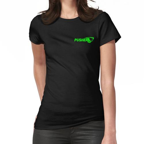 Drücker - Drücker Grün Frauen T-Shirt