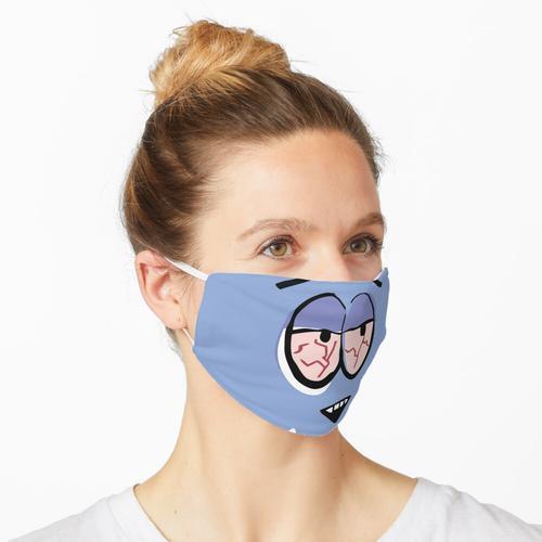 Handtuch - Handtuch Maske