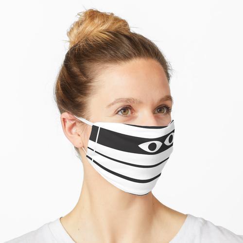 Heckscheibe Maske