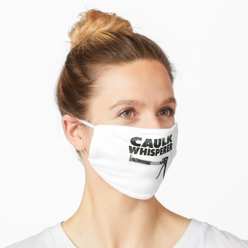 Fliesenleger Silikonieren Silikonpresse Kartusche Maske