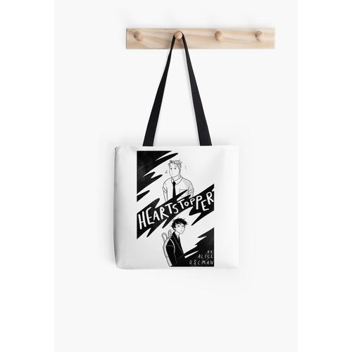 Heartstopper All Over Print Tote Bag