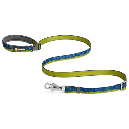 Ruffwear - Crag Leash - Hundeleine Gr One Size grün