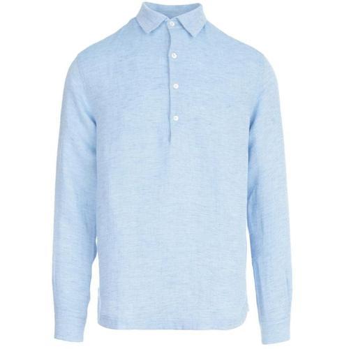 Barena Pavan Linen Shirt