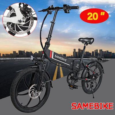 SAMEBIKE – vélo électrique intel...