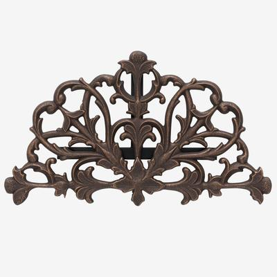 Filigree Hose Holder by Whitehall Products in Oil Rubbed Bronze