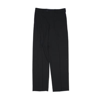 Nordstrom Dress Pants: Black Bottoms - Size 14