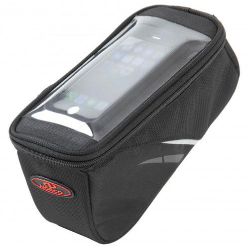 Norco Bags - Frazer Smartphone Tasche - Fahrradtasche Gr 1,2 l schwarz/grau