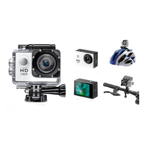 Wasserfeste Sport-Kamera: 1
