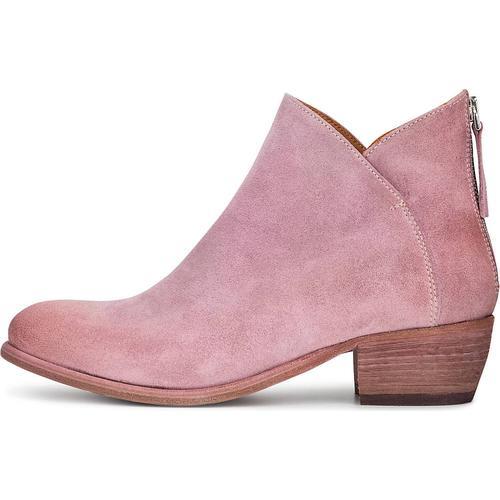 Thea Mika, Stiefelette Gipsy in rosa, Stiefeletten für Damen Gr. 40