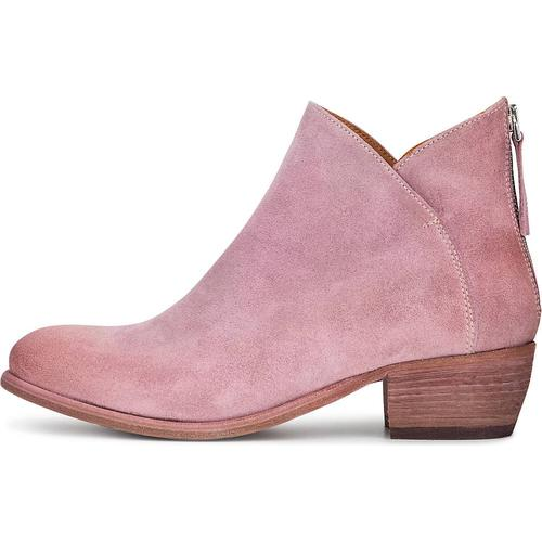 Thea Mika, Stiefelette Gipsy in rosa, Stiefeletten für Damen Gr. 42