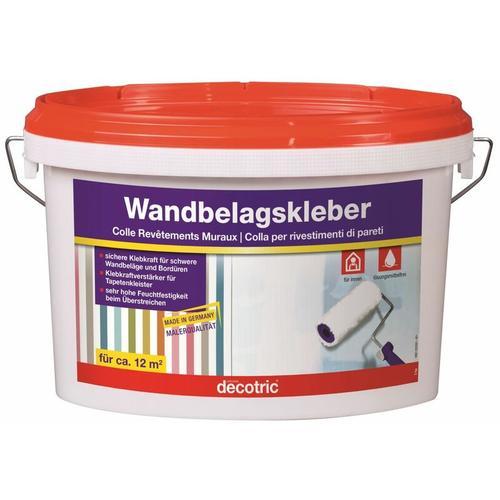 Decotric Wandbelags- und Bordürenkleber 3 kg