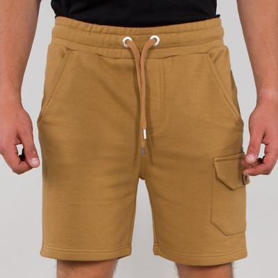 Alpha Industries Terry Shorts, brun, taille 3XL