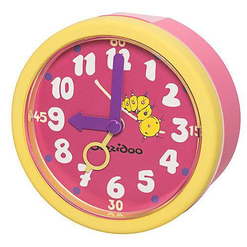 Kinderwecker Raupe Wecker pink