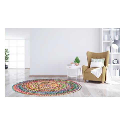 Teppich: 90 x 90 cm