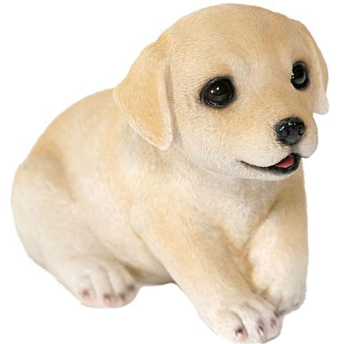 Casa Collection by Jänig Tierfigur Hunde - Labrador beige Tierfiguren Figuren Skulpturen Wohnaccessoires