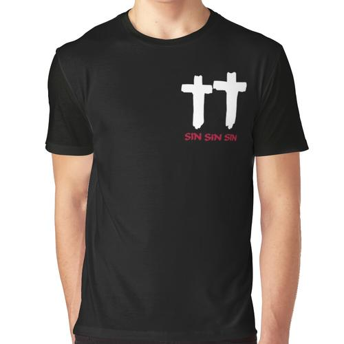 Timmy Trompete Sin T-Shirt Classic T. Grafik T-Shirt