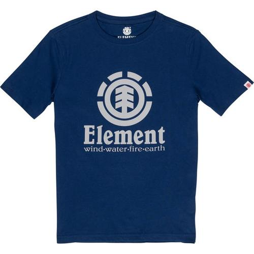 T-Shirt VERTICAL Element, blau, Gr. 176