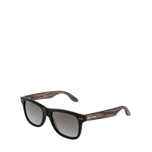 Mey & Edlich Herren Sonnenbrille Holzsonnenbrille Plassenburg walnuss onesize