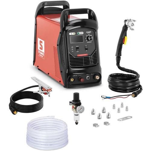 Stamos - Plasmaschneider Plasma Cutter 70 A 40 % Duty Cycle Metall schneiden 20 mm