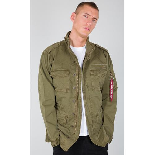 Alpha Industries Huntington Jacke, grün, Größe M