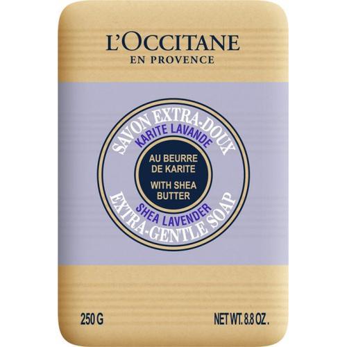 L'Occitane Shea Lavendel Seife 250 g Stückseife