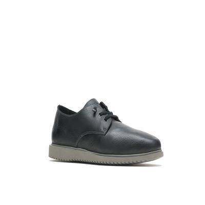 Men's The Everyday Lace-Up Shoe by Hush Puppies in Black Leather (Size 11 M)