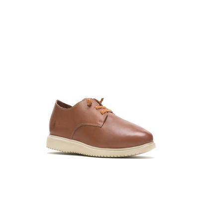 Men's The Everyday Lace-Up Shoe by Hush Puppies in Cognac Leather (Size 11 M)