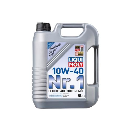 Motoröl 'Nr. 1 Motorenöl 10W-40 (5 L)' | Liqui Moly, Inhalt: 5 Liter, Spezifikation: ACEA (E3) ,Spezifikation: MB (228.1)