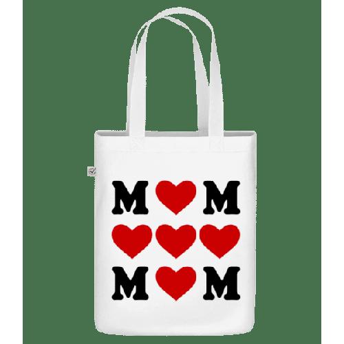 Liebe Mama Herzen - Bio Tasche