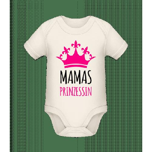 Mamas Prinzessin - Baby Bio Strampler