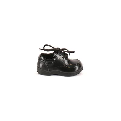 Kenneth Cole REACTION Dress Shoes: Black Solid Shoes - Size 3 1/2