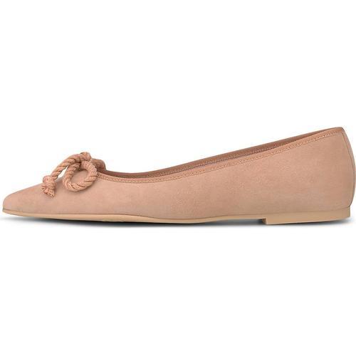 Pretty Ballerinas, Ballerina in rosa, Ballerinas für Damen Gr. 37