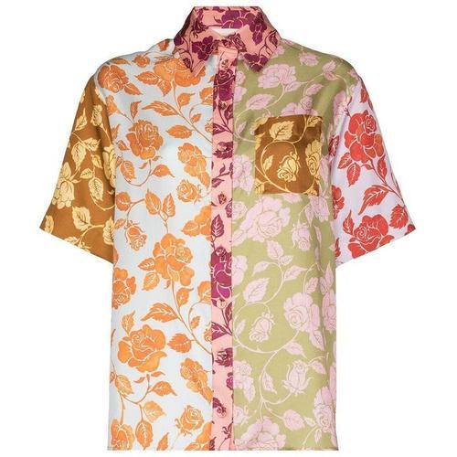 Zimmermann Floral Shirt