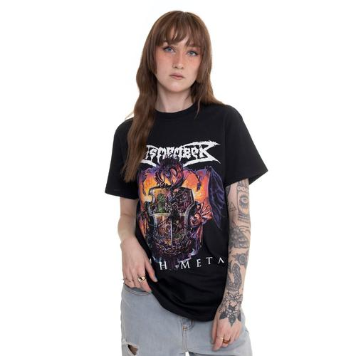 Dismember - Death Metal - - T-Shirts