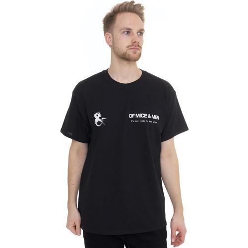 Of Mice & Men - Not Ready - - T-Shirts