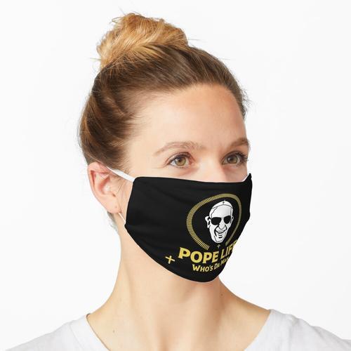 Papst Franziskus - Papst - Wer ist Da Mann - Lustiger Papst - Papstleben Maske