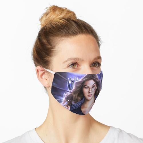 Hailee Steinfeld Hawk Eye Maske